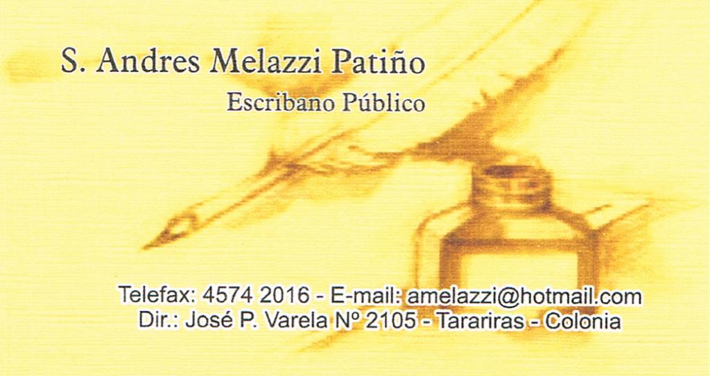 Andres Melazzi